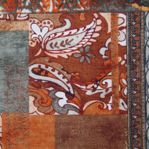 2700руб., Ткань Cotton Tahiti Marmara, ширина 280см, Испания, раппорт В*Г - 70*70см